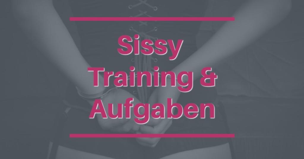 sissy training